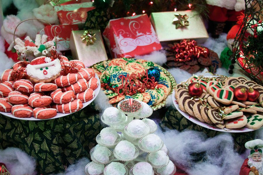 Cookie Walk & Confectionery Delights Sale